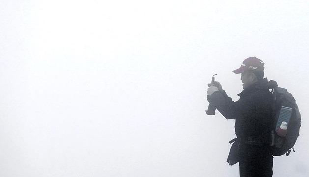 Niebla en Navarra