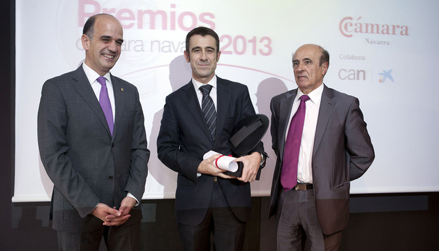 Premios Cámara Navarra 2013