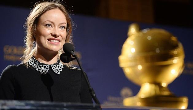 Lectura de las nominaciones de los Globos de Oro