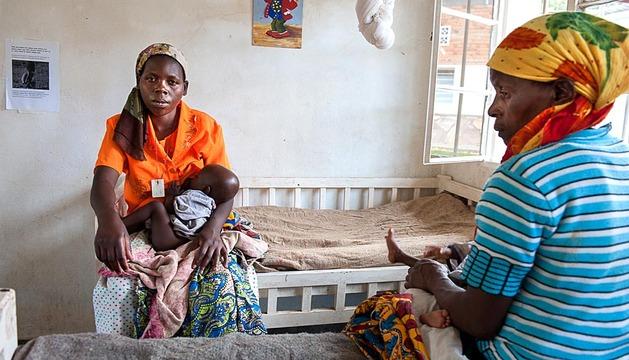 Proyecto Nemba en Ruanda
