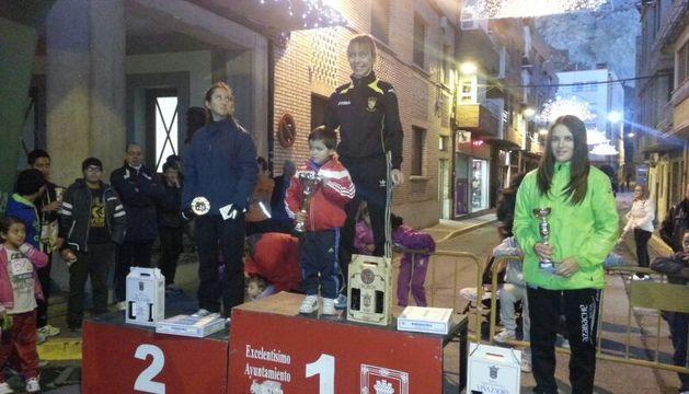 Xabi Fernández y Olmo Vidondo vencen en la IV Milla de Azagra