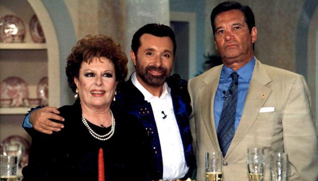 Lolita Sevilla, en 'Cine de barrio' en 2000
