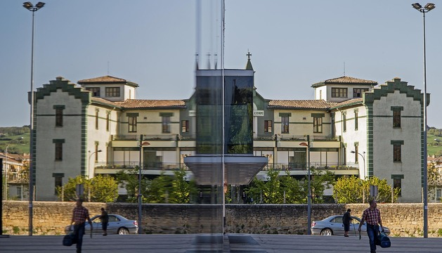 Residencia San Jerónimo, Estella