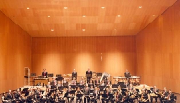 Imagen de un concierto anterior en Baluarte