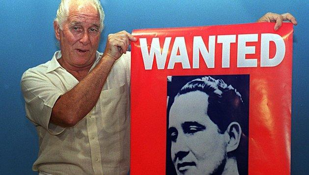 El célebre ladrón Ronald Biggs