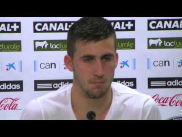 """Oier: """"El Celta no ha tenido suerte en casa"""""""