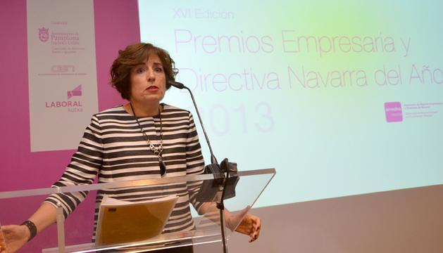 Premios Empresaria y Directiva Navarra 2013