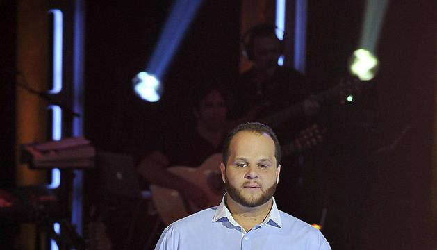 David Barrull, ganador de la final de la segunda edición de