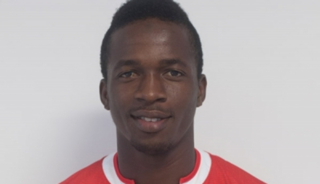 El jugador del Racing, Mamadou Koné