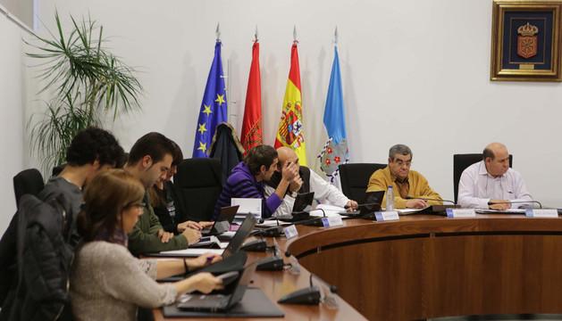 Imagen de una sesión plenaria anterior