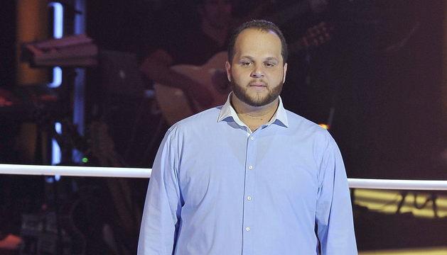 David Barrull, ganador de 'La Voz'