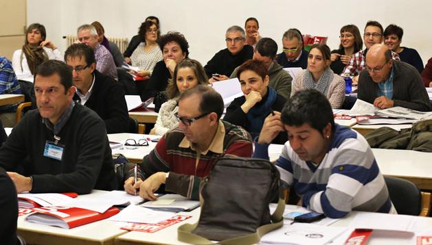 Asistentes al Comité Regional de UGT, máximo órgano entre Congresos