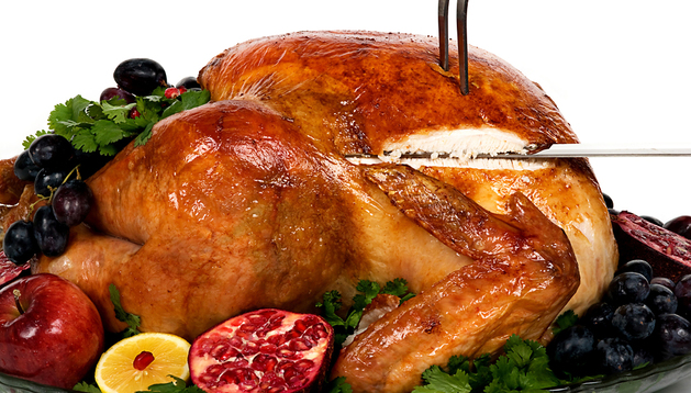El pavo, uno de los platos típicos de estas Navidades
