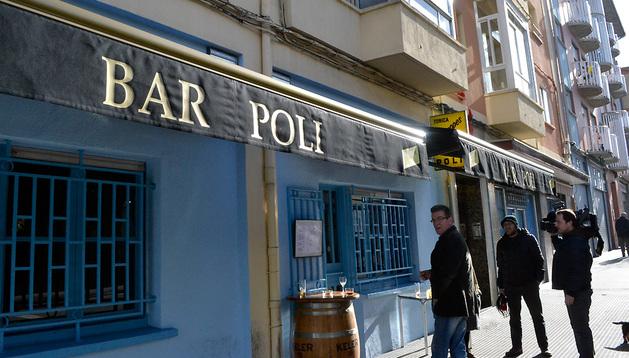 El bar Poli, de Noáin, ha repartido un quinto premio.