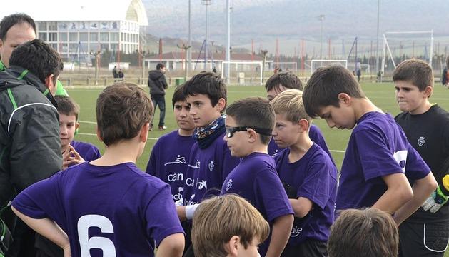 Fase Previa del Torneo Interescolar Fundación Osasuna