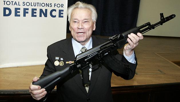Mijaíl Kaláshnikov