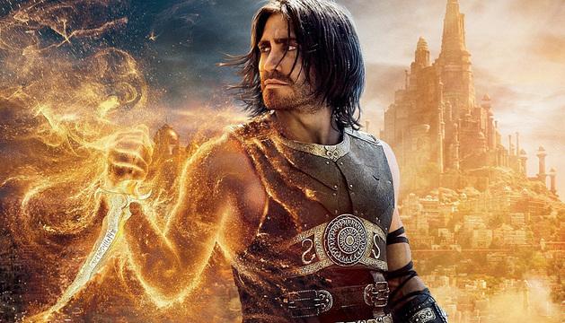 Imagen de la película 'Prince of Persia'.