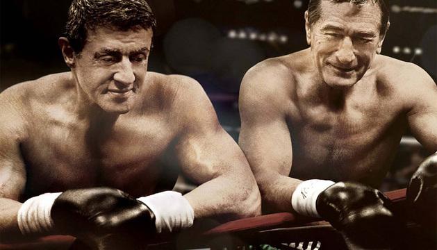 Robert De Niro y Stallone, en