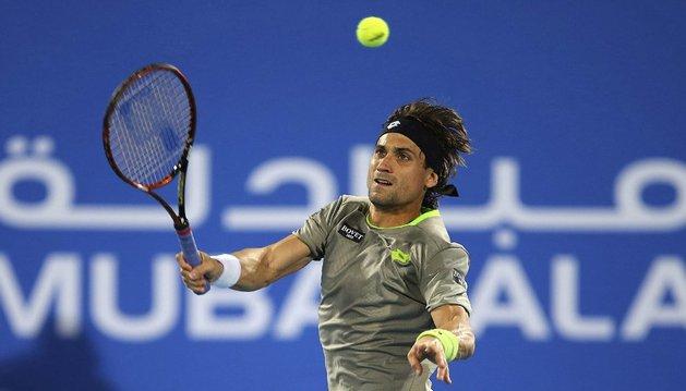 Ferrer supera a Wawrinka y se medirá a Nadal en Abu Dhabi