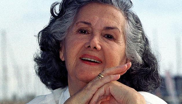 La actriz Elvira Quintillá.