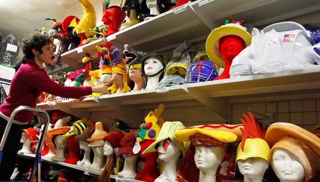 Las tiendas de disfraces especializadas de Pamplona ofrecen una enorme variedad de artículos y precios