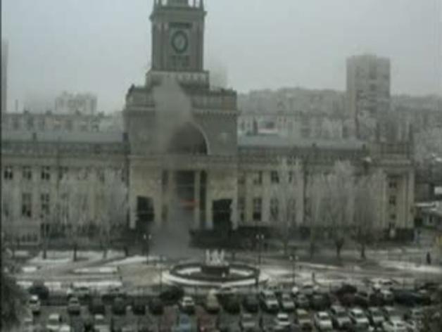 Una terrorista suicida se inmola en la estación rusa de trenes de Volgogrado