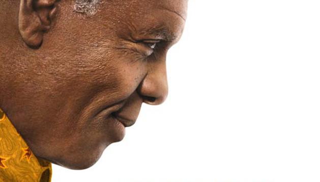Cartel de la película 'Mandela. Del mito al hombre'