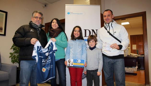 Los ganadores de la porra de Ríos, en Diario de Navarra