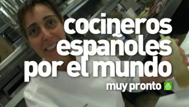 Imagen promocional de 'Cocineros por el mundo'