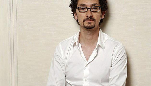 El escritor francés David Foenkinos