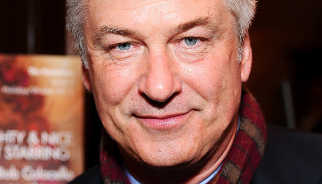 El actor Alec Baldwin