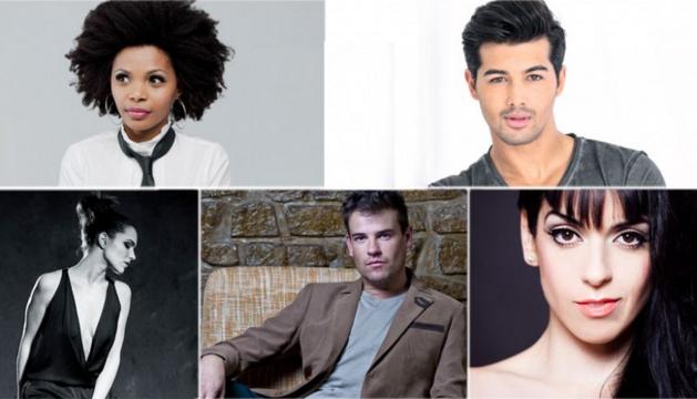 Los candidatos al Festival de Eurovisión 2014