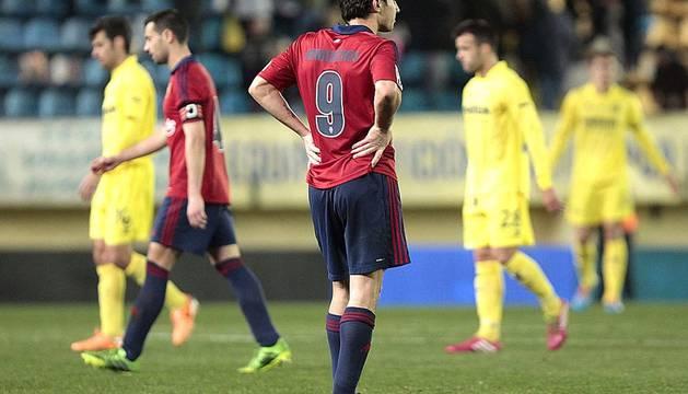 Imágenes del partido disputado entre Villarreal y Osasuna este lunes 3 de febrero
