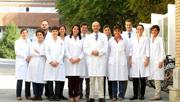 Equipo del proyecto SUN de la Universidad de Navarra