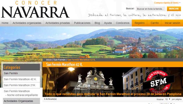 La San Fermín Marathon anuncia su oferta hotelera