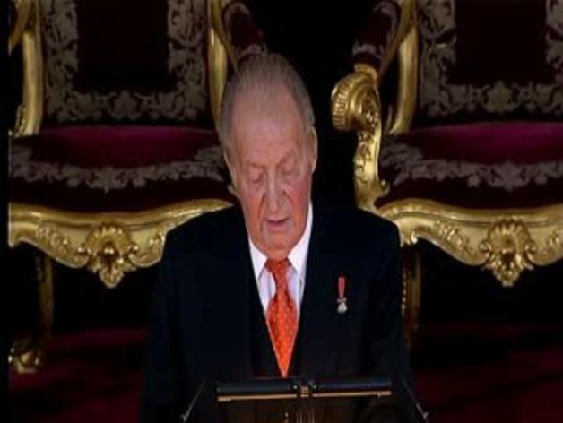 """El Rey: """"Hay motivos para el optimismo"""""""