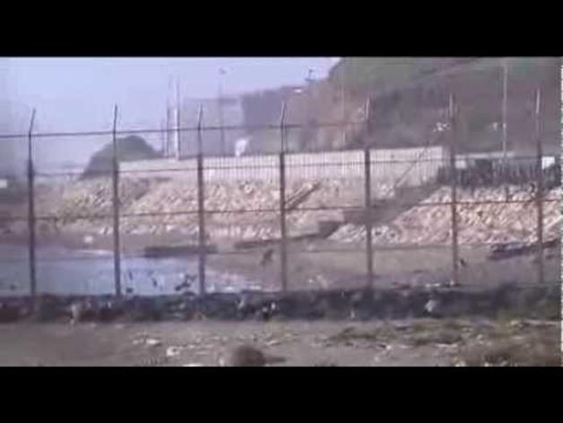 El drama de la inmigración en Ceuta