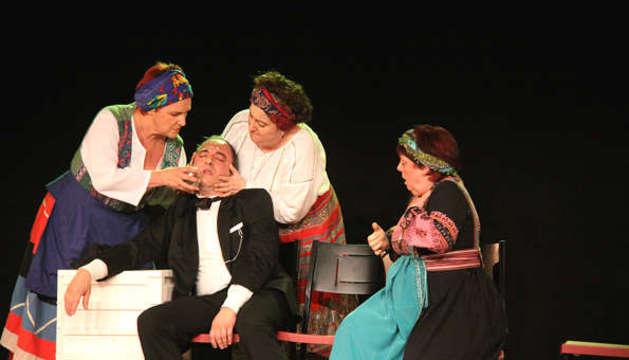 La compañía Puntido Teatro