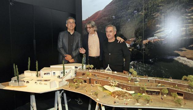 Presentación en Barcelona del proyecto El Bulli 1846'