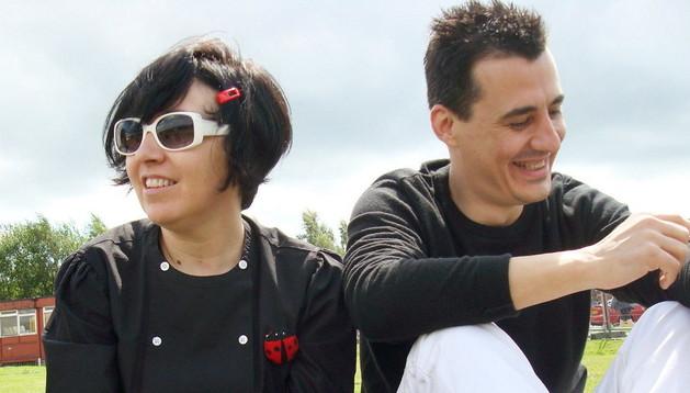 Montse Santalla y Luis Calvo, promotores de Elefant