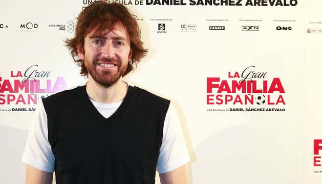 El director de cine Daniel Sánchez Arévalo