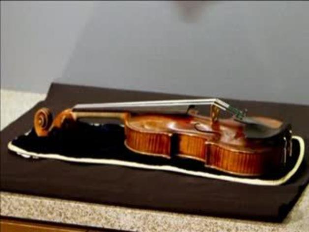 Stradivarius recuperado