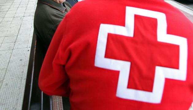 Una campaña de Cruz Roja Navarra dirigida a personas mayores.