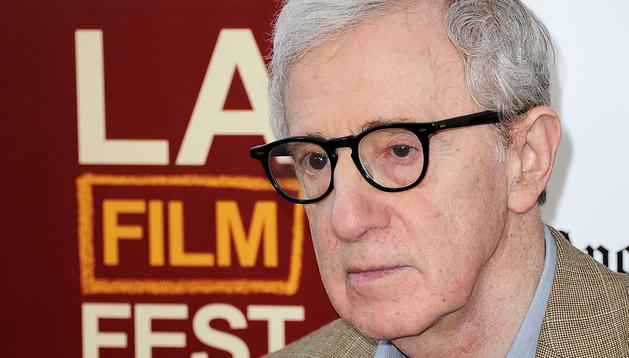 Imagen de junio de 2012 del director de cine Woody Allen