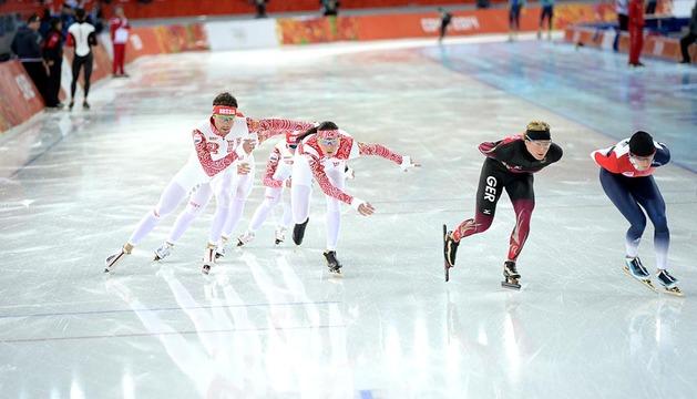 Segunda jornada de los Juegos de Invierno de Sochi
