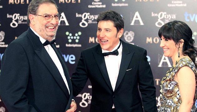Alfombra roja de los Premios Goya 2014.