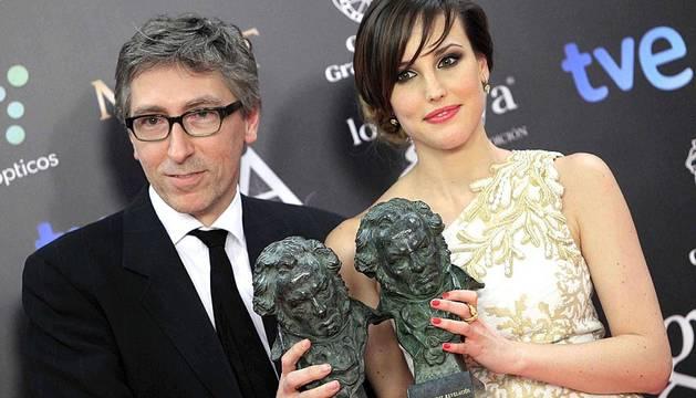 Galardonados en los Premios Goya 2014