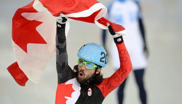 El canadiense Hamelin gana los 1.500 metros y engrosa su leyenda