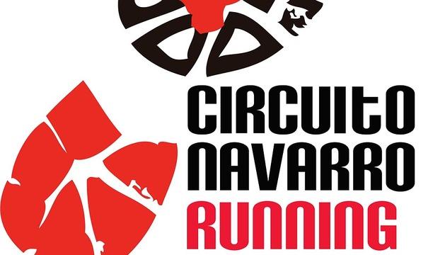 Logotipo del Circuito Navarro Running