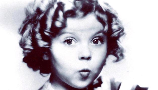 La carrera de la actriz Shirley Temple